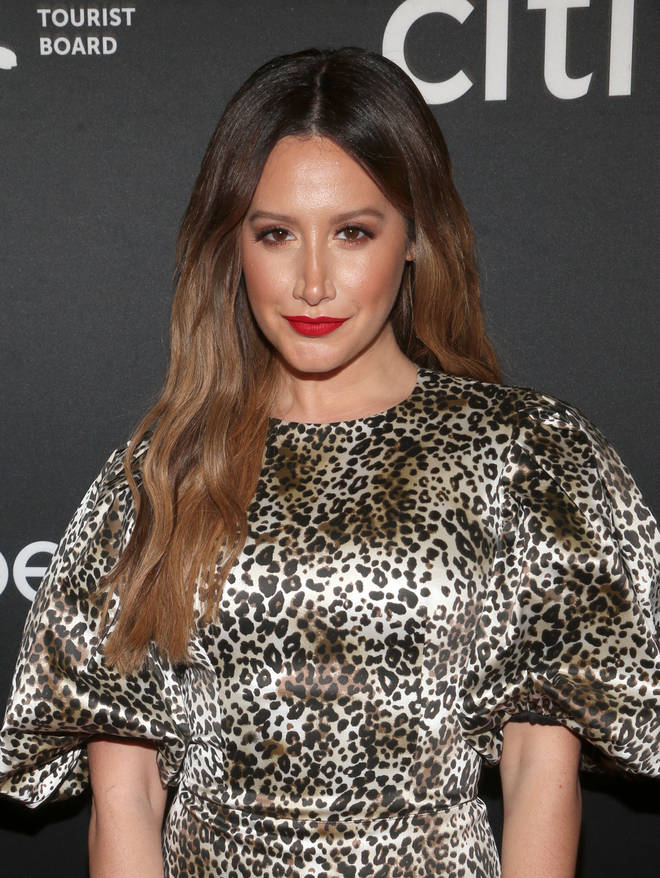 Ashley Tisdale founded a beauty brand