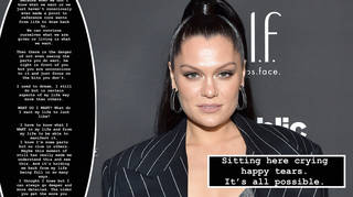 Jessie J shared an impassioned post about what she wants from her life