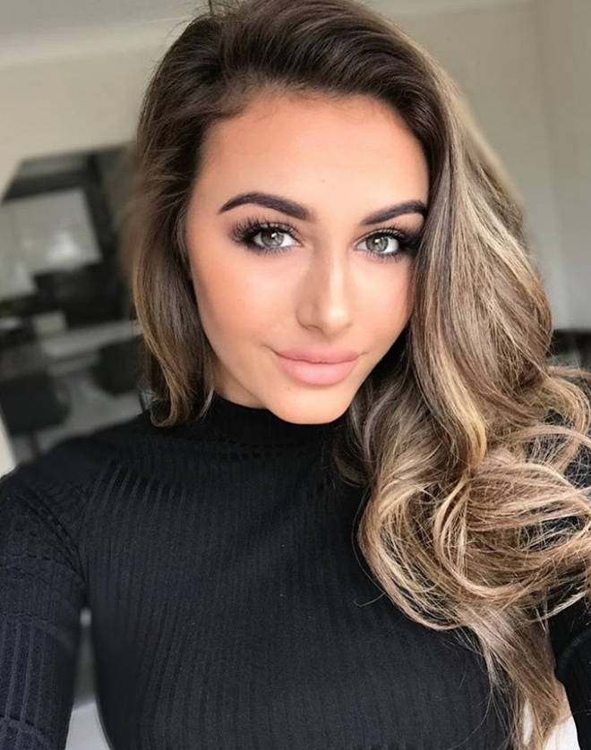 Chloe Veitch is just one of the contestants on Too Hot to Handle