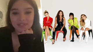 Hailee Steinfeld pitched herself to join Little Mix