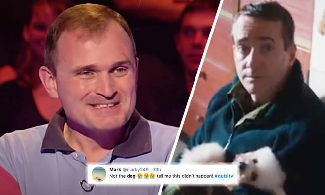'Quiz's' Charles Ingham reveals heartbreaking truth of pet shooting