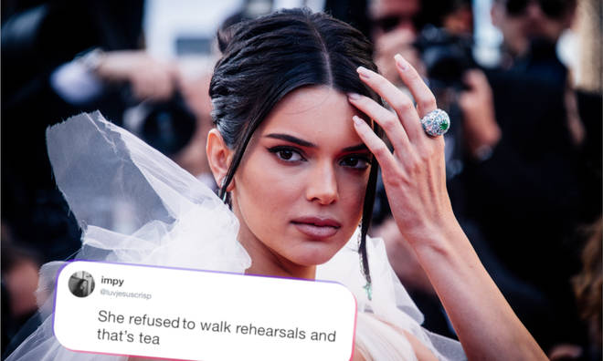 "Models Respond To Kendall Jenner&squot;s Comments On Being ""Super Selective"""