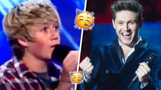 Niall Horan celebrates ten years since the world saw his X Factor audition