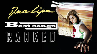 Vote for your favourite Dua Lipa song