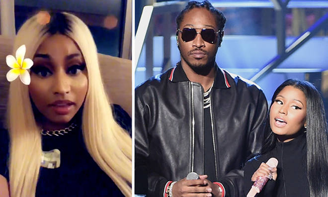 Nicki Minaj Announces US Joint Tour With Future Is Cancelled
