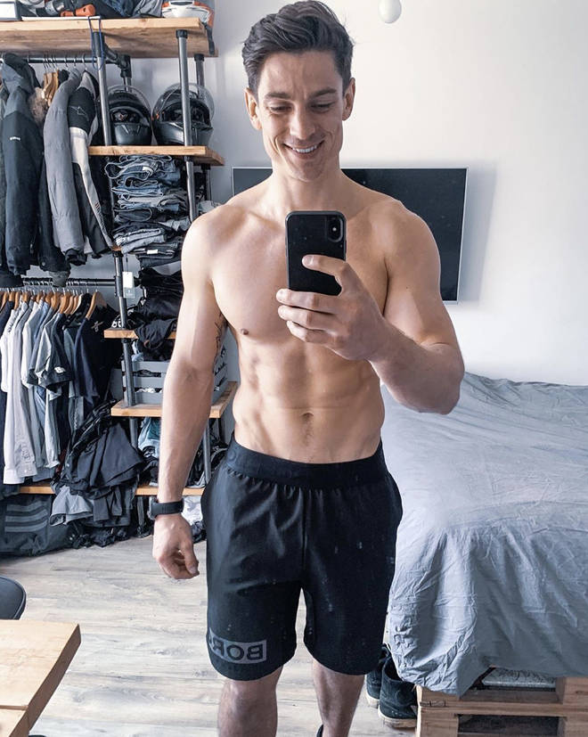 David Birtwistle is a fitness and nutrition coach