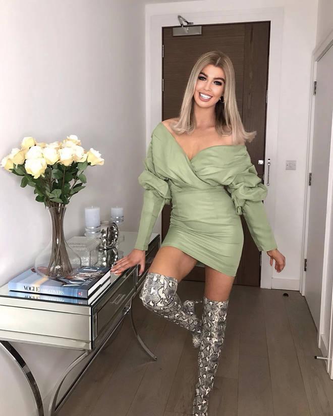 Irish beauty Nicole O'Brien is one of the ten singletons