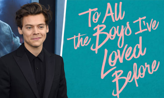 Harry Styles' Cameo In 'To All The Boys I've Loved Before'