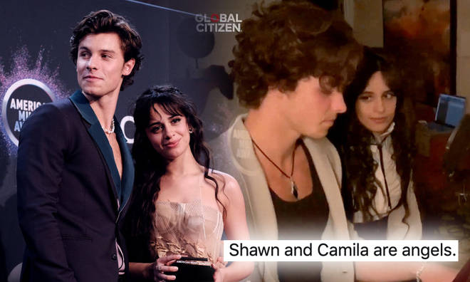 Shawn Mendes and Camila Cabello's One World performance left fans speechless