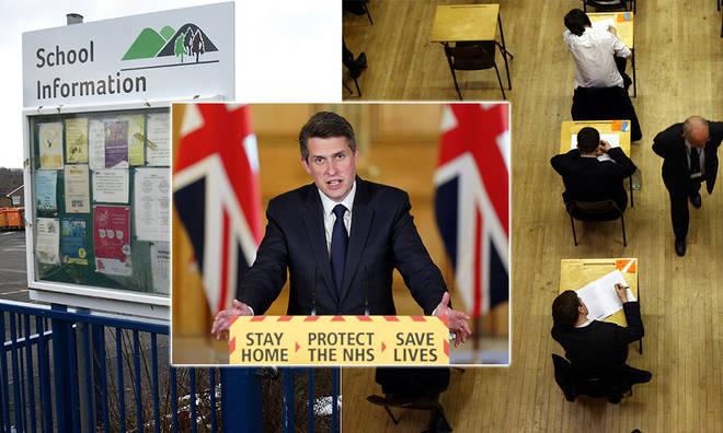 UK schools have been rumoured to be opening before summer