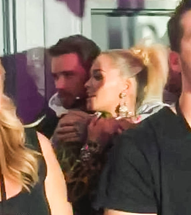 Rita Ora & Liam Payne Spotted Getting Very Close At VMA Kickoff Party