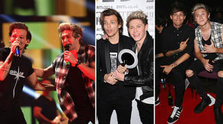 Louis Tomlinson and Niall Horan are often publicly supporting each other