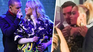 Rita Ora & Liam Payne Grinding On Each Other At VMA Party
