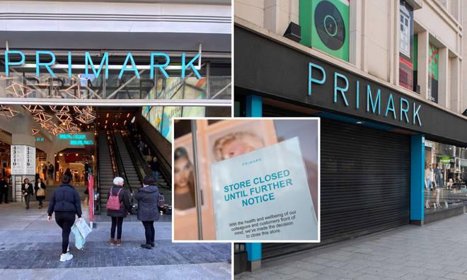 Primark hasn't made a single sale since March 22