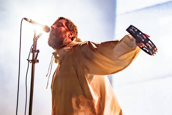 Liam Gallagher's concert for NHS staff sold out instantly