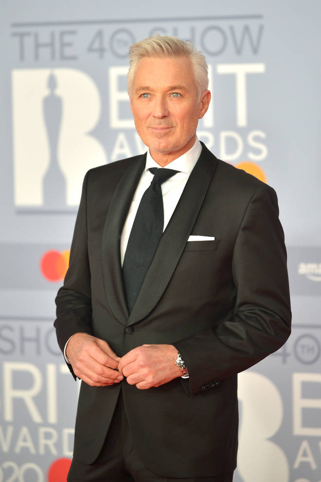 Martin Kemp is giving NHS staff free tickets to his shows across the UK