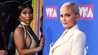 Kylie Jenner narrowly avoided running into Nicki Minaj at the MTV VMAs.