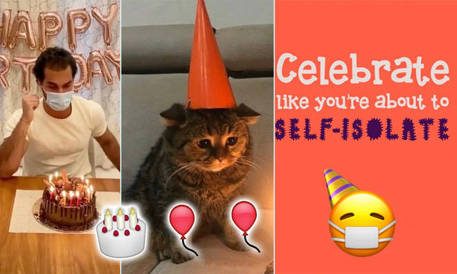 3 Quarantine Birthday Messages You Definitely Need To Send To Your Friends In Lockdown Capital