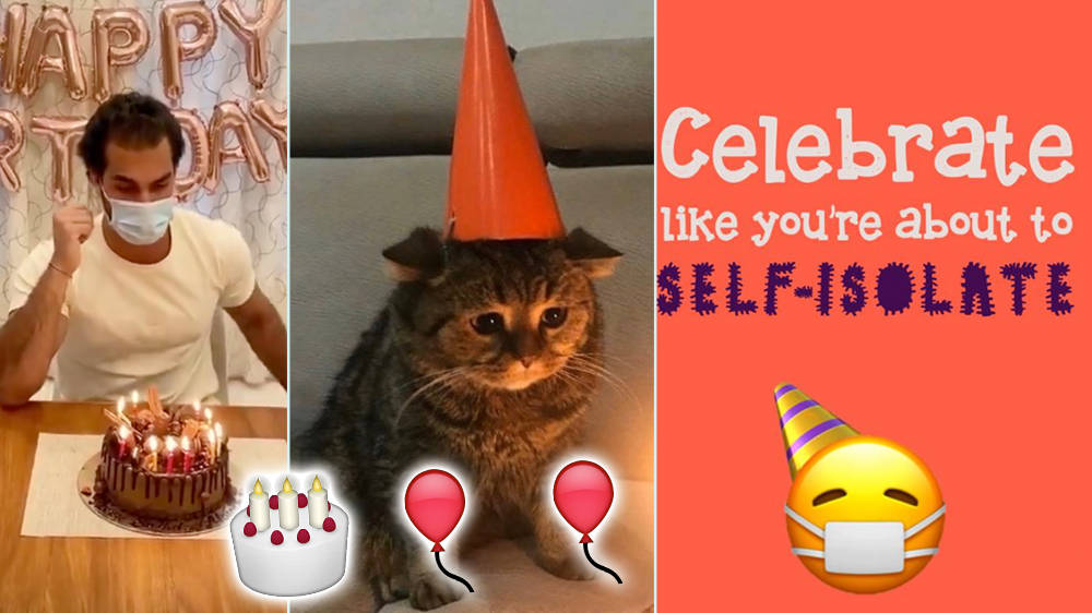Awesome 3 Quarantine Birthday Messages You Definitely Need To Send To Your Funny Birthday Cards Online Elaedamsfinfo