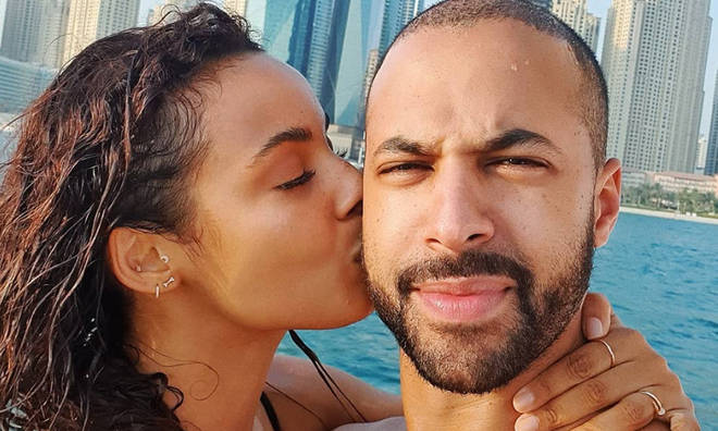 Rochelle and Marvin are having another baby.