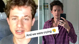 Charlie Puth premieres new song 'Sick'