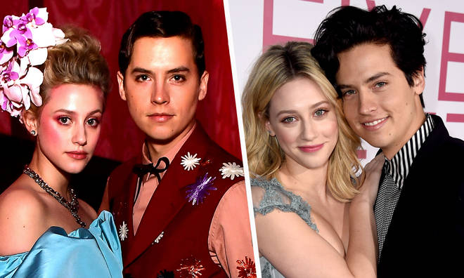 Are Riverdale couple Cole Sprouse and Lili Reinhart together or did they split?