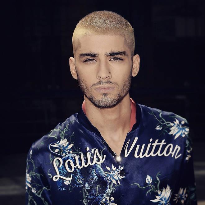 PARIS, FRANCE - JUNE 26: Singer Zayn Malik attends the Louis Vuitton Menswear Spring/Summer 2016 show as part of Paris Fashion Week on June 25, 2015