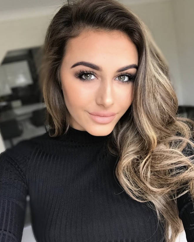21-year-old Chloe Veitch lives in Essex
