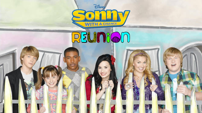 The cast of Sonny with a Chance are set to reunite via video call