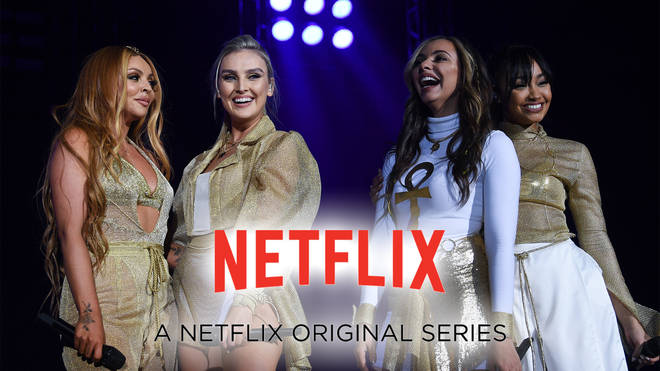 One Mixer reimagined Little Mix's singles as Netflix Originals