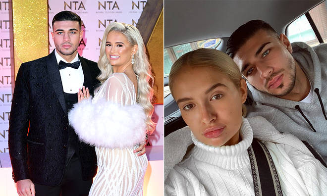 Molly-Mae Hague and Tommy Fury have travelled up North to social distance