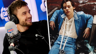 Liam Payne Gushes Over How Sexy Harry Styles Is