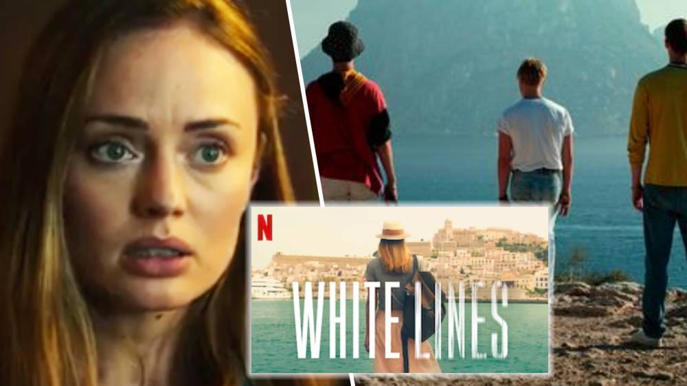White Lines Netflix: Money Heist' Creator's Cast, Plot & Series 2 Plans -  Capital
