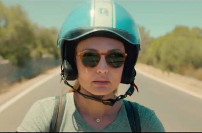 White Lines star, Laura Haddock, hit the big screen in 'The Inbetweeners Movie'