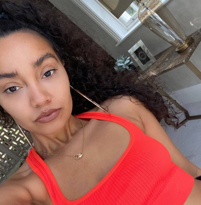 Leigh-Anne Pinnock stays fit thanks to Little Mix's gruelling dance routines