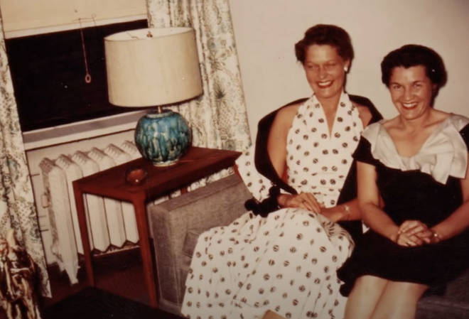 A Secret Love shows forbidden love between a lesbian couple over the past 65 years