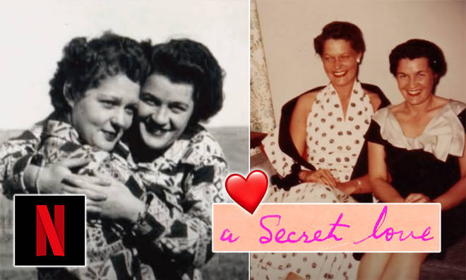 Terry Donahue and Pat Henschel tell their story in A Secret Love