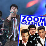 Jonas Brothers are crashing fans' watch parties via Zoom