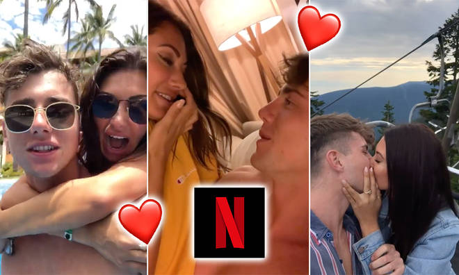 Francesca Farago and Harry Jowsey started dating during their stint on Too Hot To Handle