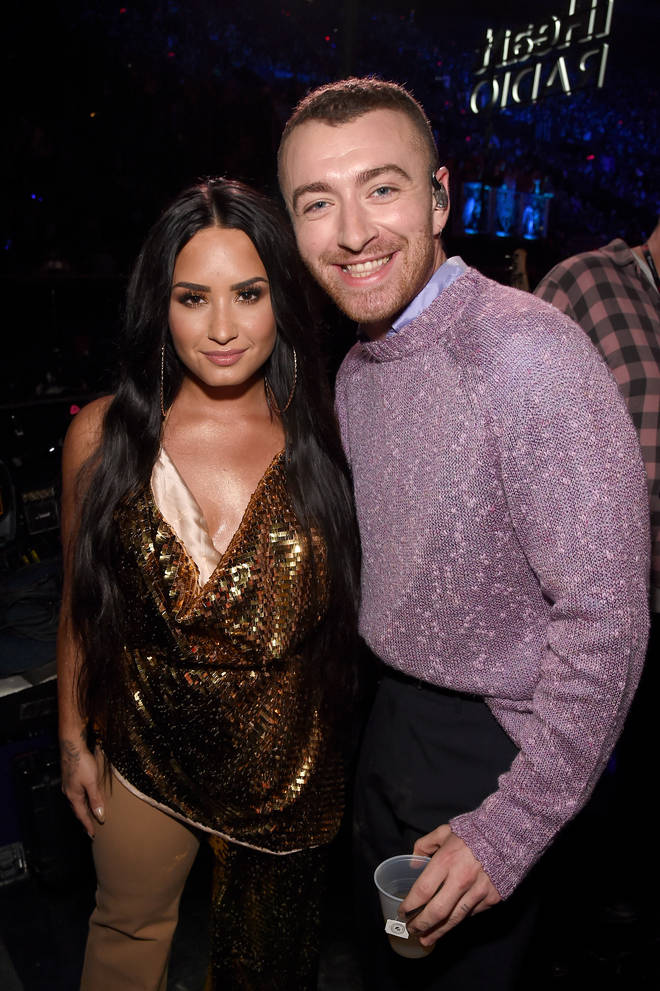 Demi Lovato introduced boyfriend to Sam Smith