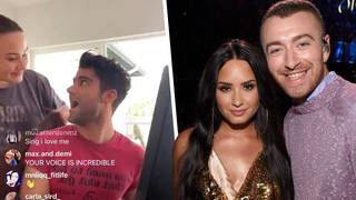 "Demi Lovato praised ""important"" boyfriend, before introducing him to Sam Smith"