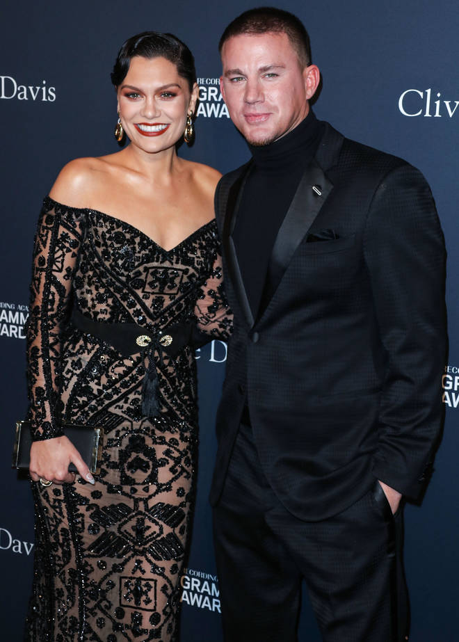 Jessie J and Channing Tatum have been on and off in 2020