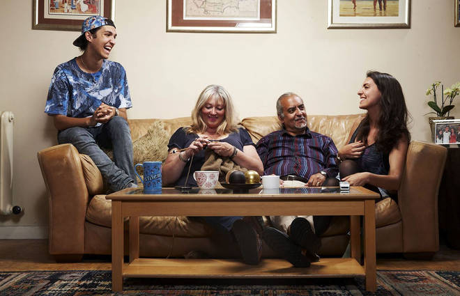 The Michaels have been on Gogglebox for years