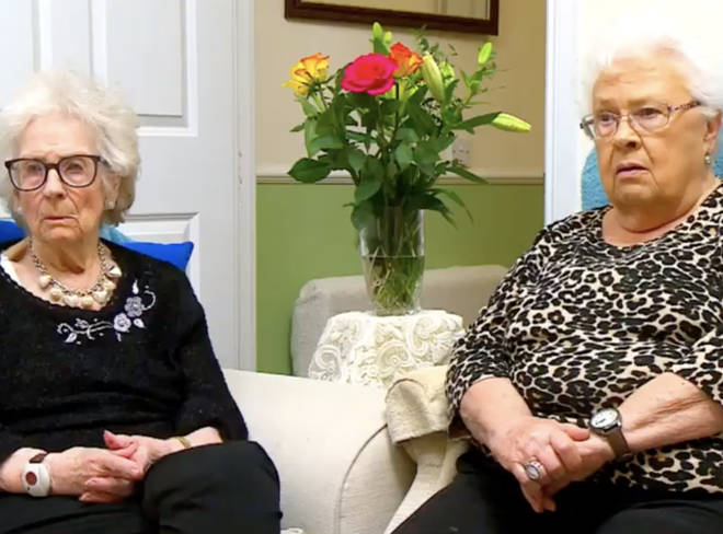 Mary and Marina live in the same retirement home