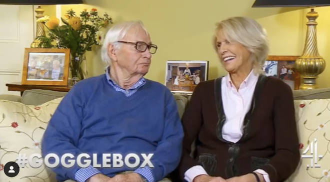 John and Beryl have kept their personal lives low-key