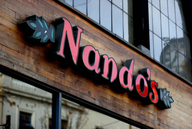 Nando's has been closed since March 23