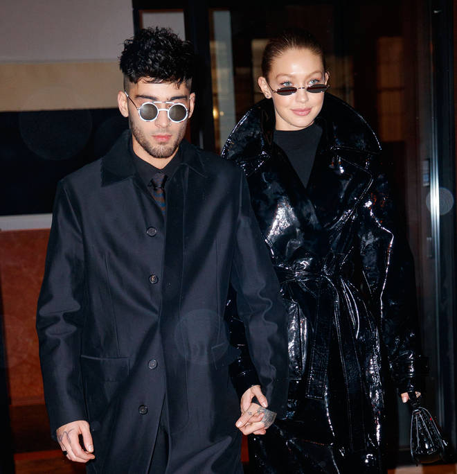 Gigi Hadid and Zayn Malik have been in an on/off relationship since 2015