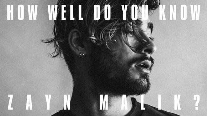 Take our Zayn Malik trivia quiz