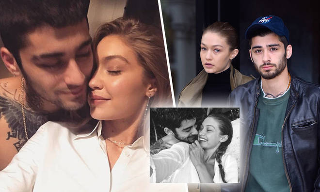Gigi Hadid and Zayn Malik have been together since 2016