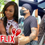 Rhonda Paul and Too Hot To Handle co-star Sharron Townsend are no longer together